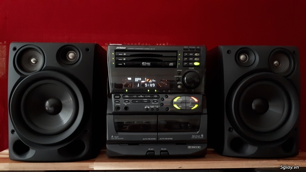 HCM -ĐồngMai Audio Chuyên dàn âm thanh nội địa Nhật hàng bãi - 1