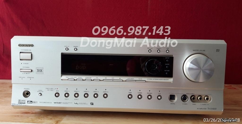 HCM -ĐồngMai Audio Chuyên dàn âm thanh nội địa Nhật hàng bãi - 6