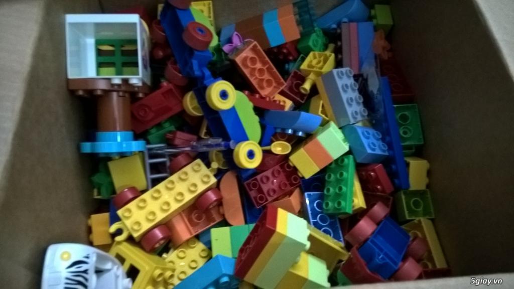 LEGO DUPLO chính hãng ( gạch bự) bán theo kí ( kg) - 2
