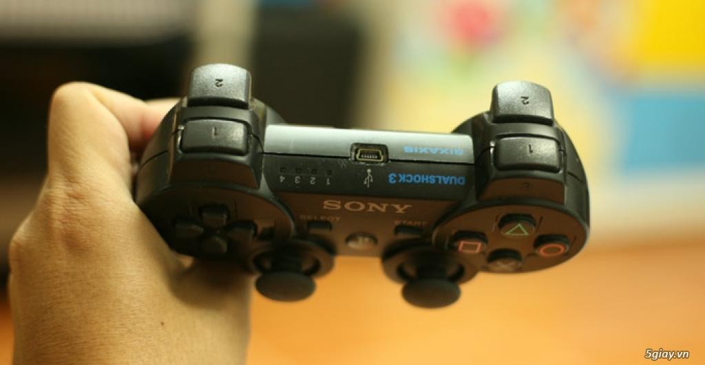 Bán tay cầm zin Sony PS3 Dualshock 3 [CECHZC2U] - 1