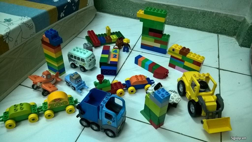 LEGO DUPLO chính hãng ( gạch bự) bán theo kí ( kg) - 4
