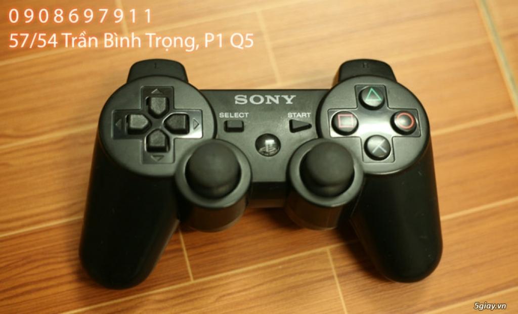 Bán tay cầm zin Sony PS3 Dualshock 3 [CECHZC2U]