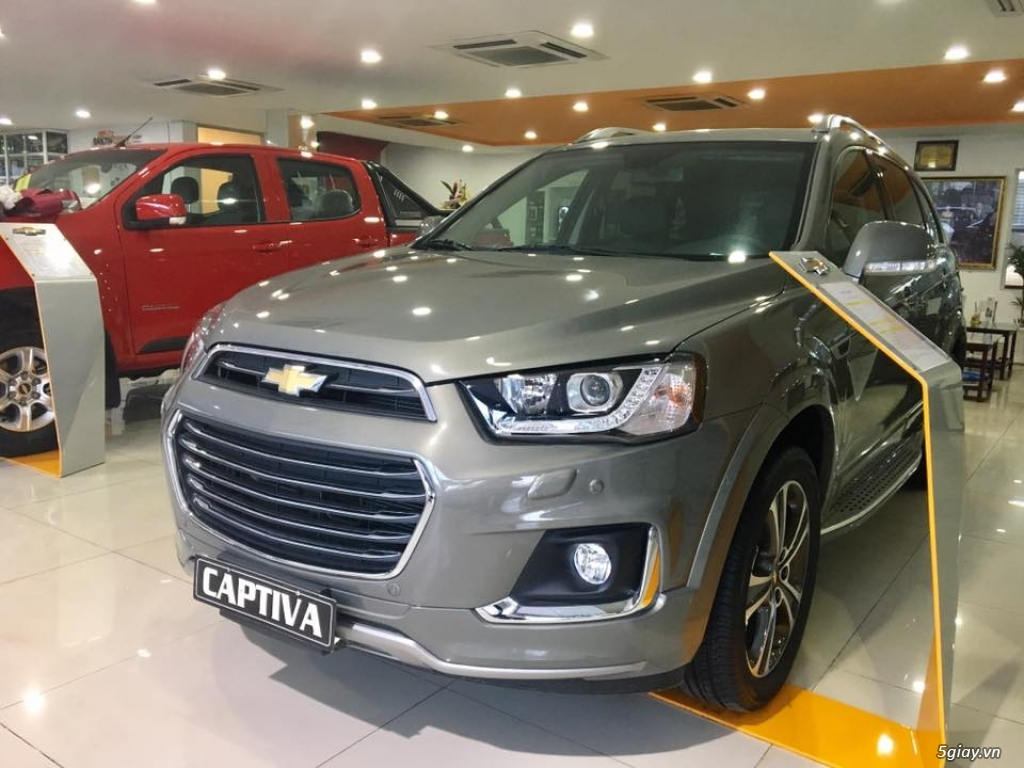 CAPTIVA REVV LTZ 2017, trả trước 150 triệu, lấy xe ngay