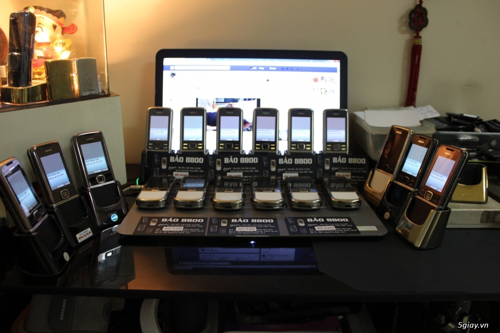 Nokia 8800-8600-6700 - 6