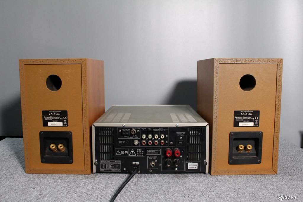 Máy nghe nhạc MINI Nhật đủ các hiệu: Denon, Onkyo, Pioneer, Sony, Sansui, Kenwood - 17