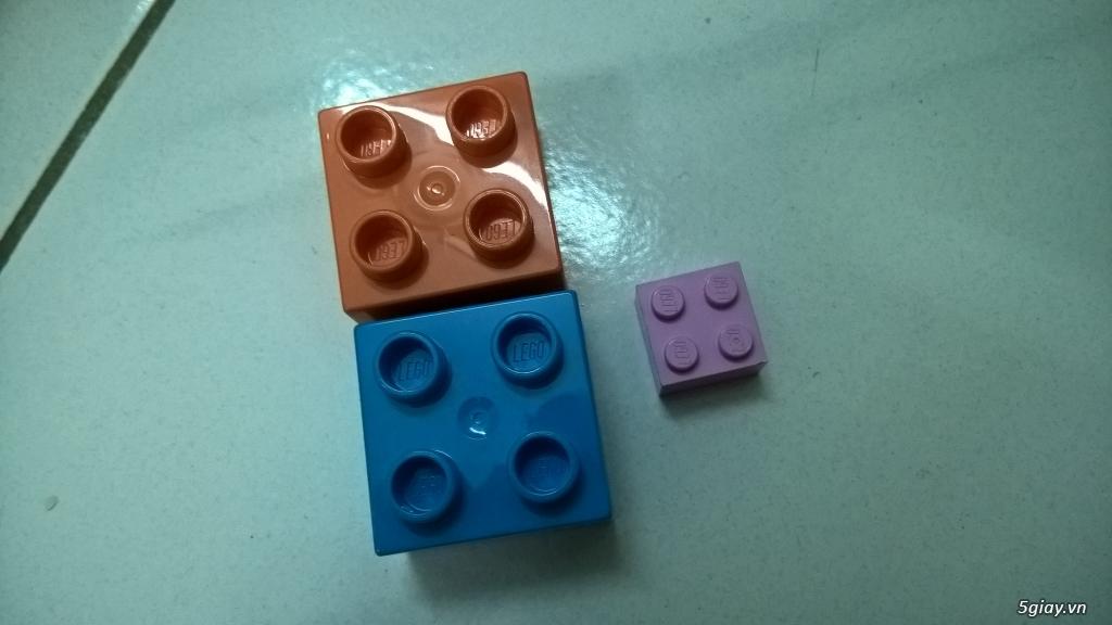 LEGO DUPLO chính hãng ( gạch bự) bán theo kí ( kg) - 3