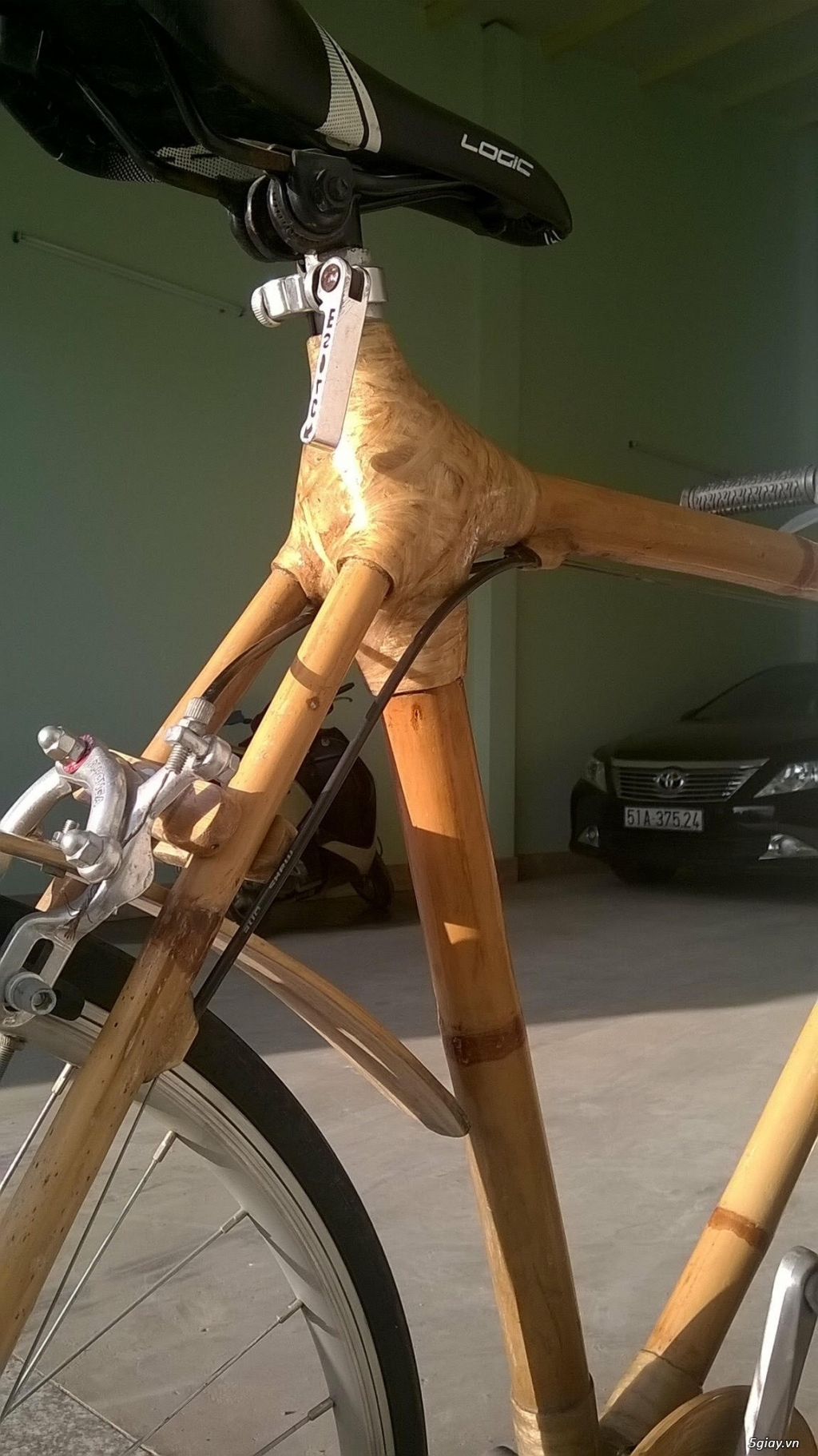 Xe đạp tre Nimbus - 3