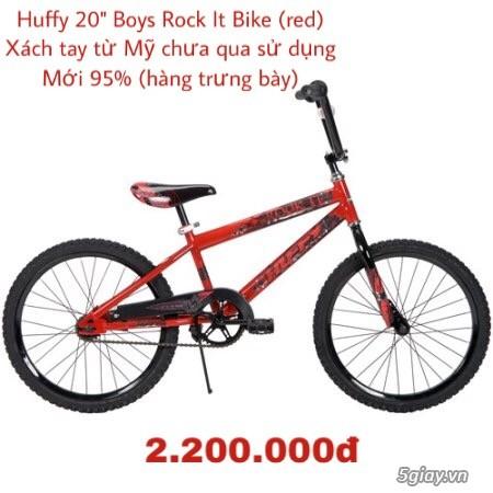 Xe đạp Huffy 20 Boys Rock It Bike (black) xách tay từ Mỹ - 2