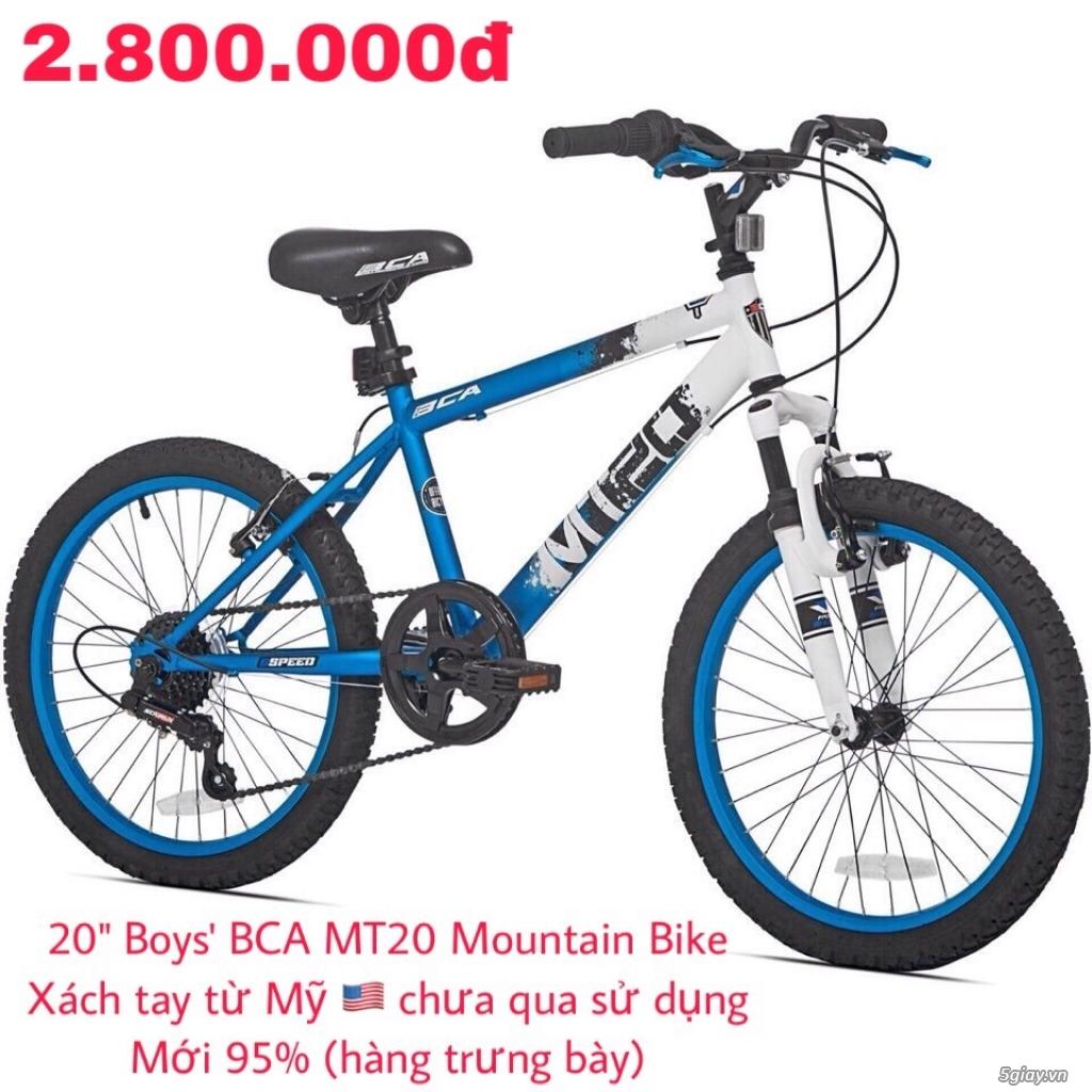 Xe đạp 20 Boys' BCA MT20 Mountain Bike (xách tay từ Mỹ)