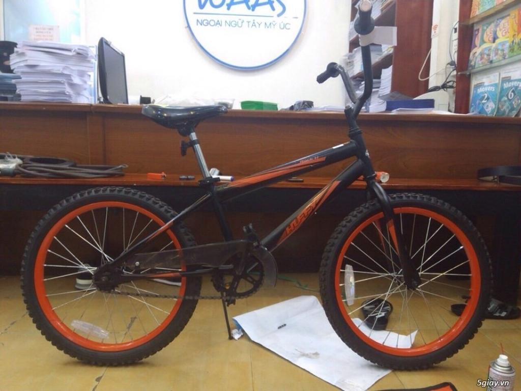 Xe đạp Huffy 20 Boys Rock It Bike (black) xách tay từ Mỹ - 1