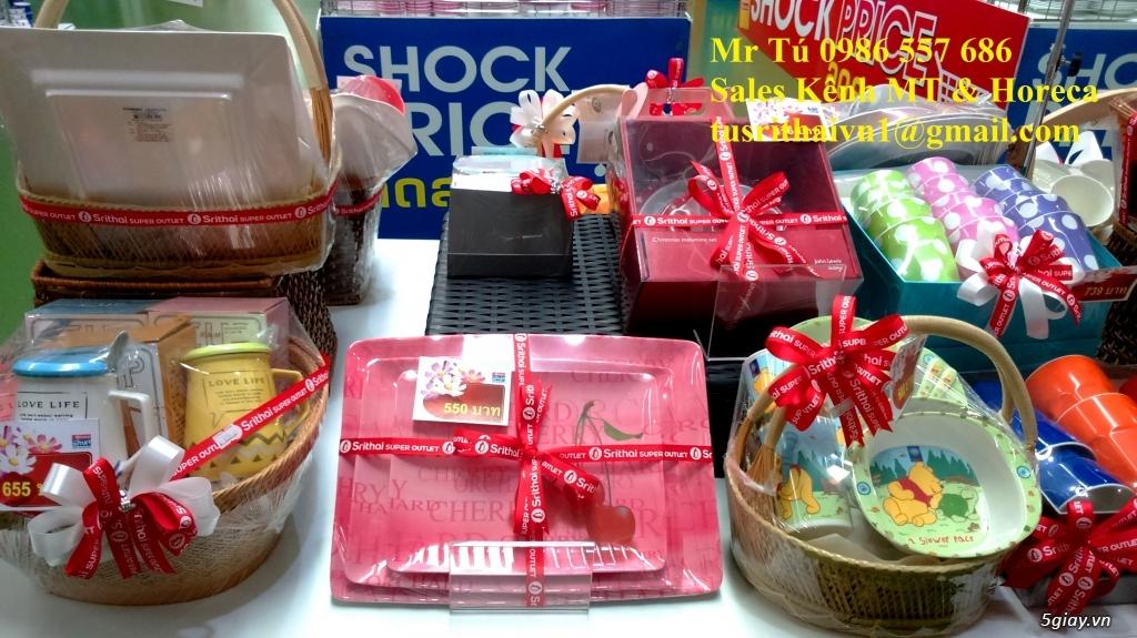 Tô Chén Đĩa Nhựa Phíp Thái Lan Superware - 4