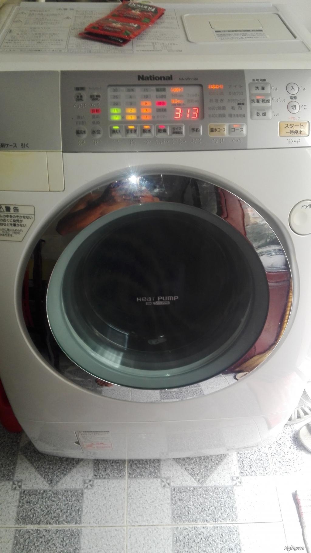 Máy giặt & sấy nội địa
