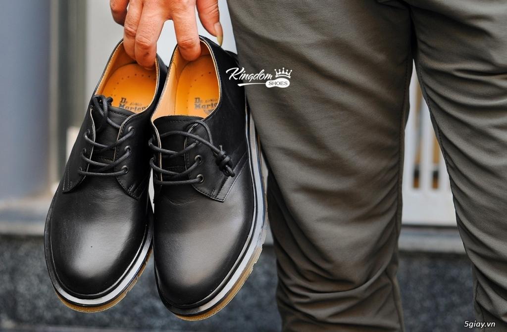 Giày và Sandal DR MARTENS hàng chất lượng cao mẫu 2017 - 2
