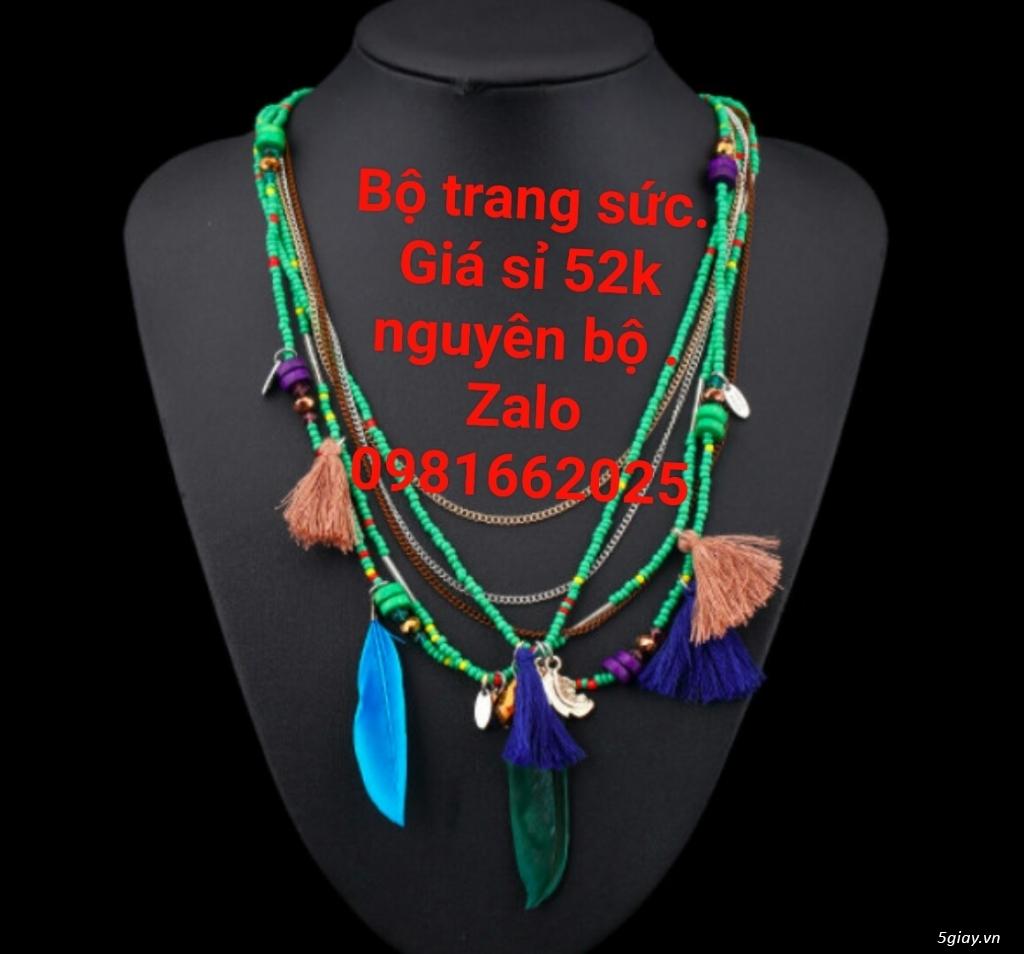 Chuyên sỉ Trang sức dự tiệc, trang sức Dự tiệc giá sỉ, zalo 0981662025 - 36