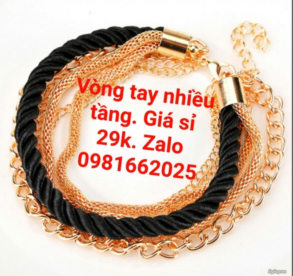 Chuyên sỉ Trang sức dự tiệc, trang sức Dự tiệc giá sỉ, zalo 0981662025 - 64