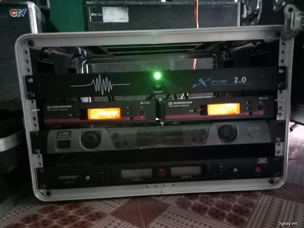 Chống hú Micro Xtr 2.0 cho giàn âm Thanh không còn hú hí - 28
