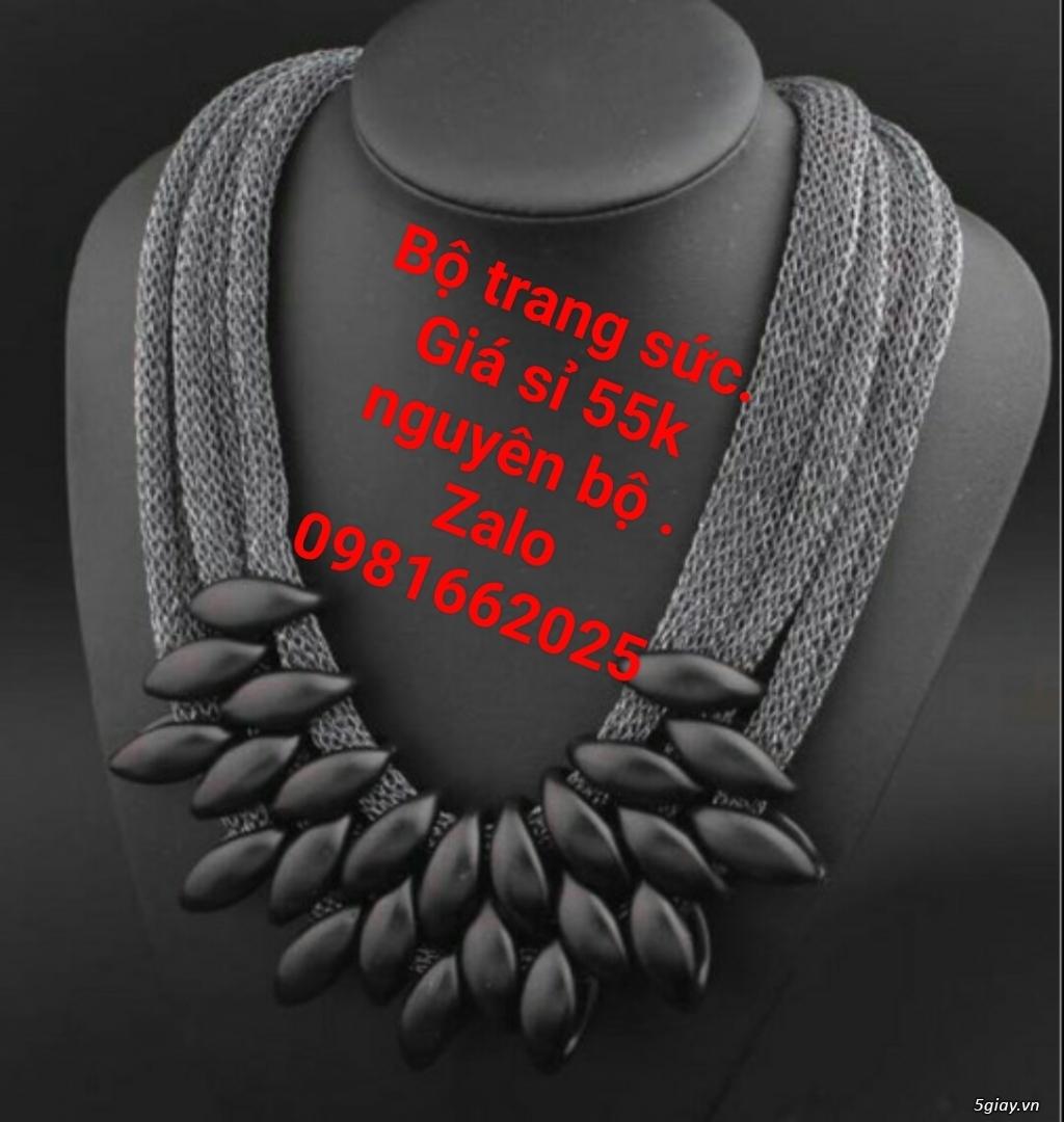 Chuyên sỉ Trang sức dự tiệc, trang sức Dự tiệc giá sỉ, zalo 0981662025 - 32
