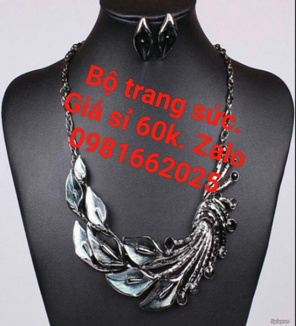 Chuyên sỉ Trang sức dự tiệc, trang sức Dự tiệc giá sỉ, zalo 0981662025 - 14