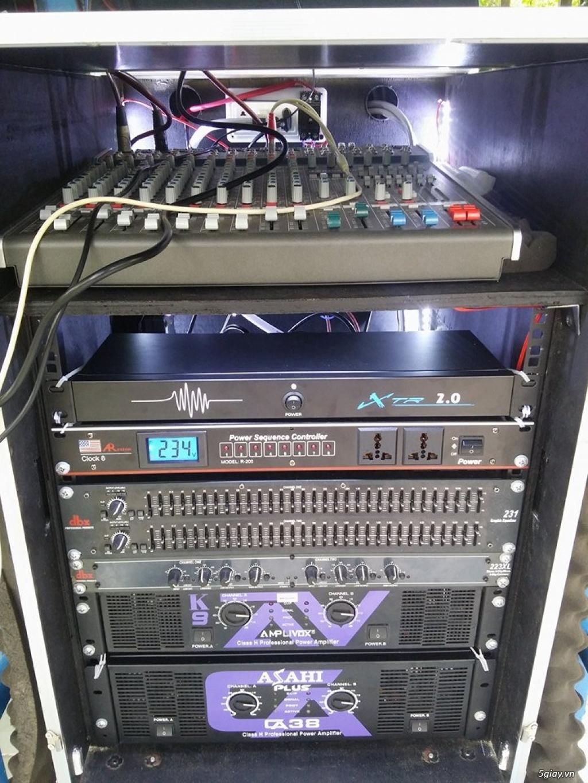 Chống hú Micro Xtr 2.0 cho giàn âm Thanh không còn hú hí - 40