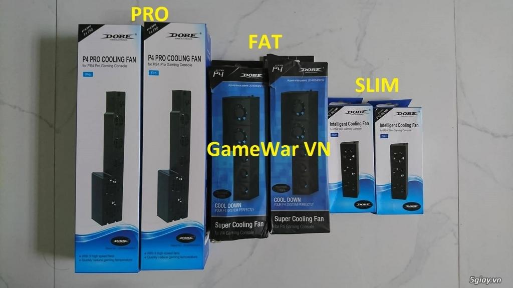 GameWar VN - Phụ Kiện PS4/PS3/Vita/Switch/N3DS, Tay Cầm - 5