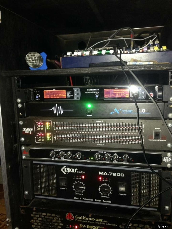 Chống hú Micro Xtr 2.0 cho giàn âm Thanh không còn hú hí - 30