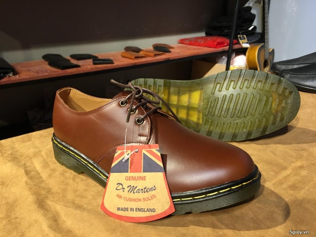 Giày và Sandal DR MARTENS hàng chất lượng cao mẫu 2017 - 4