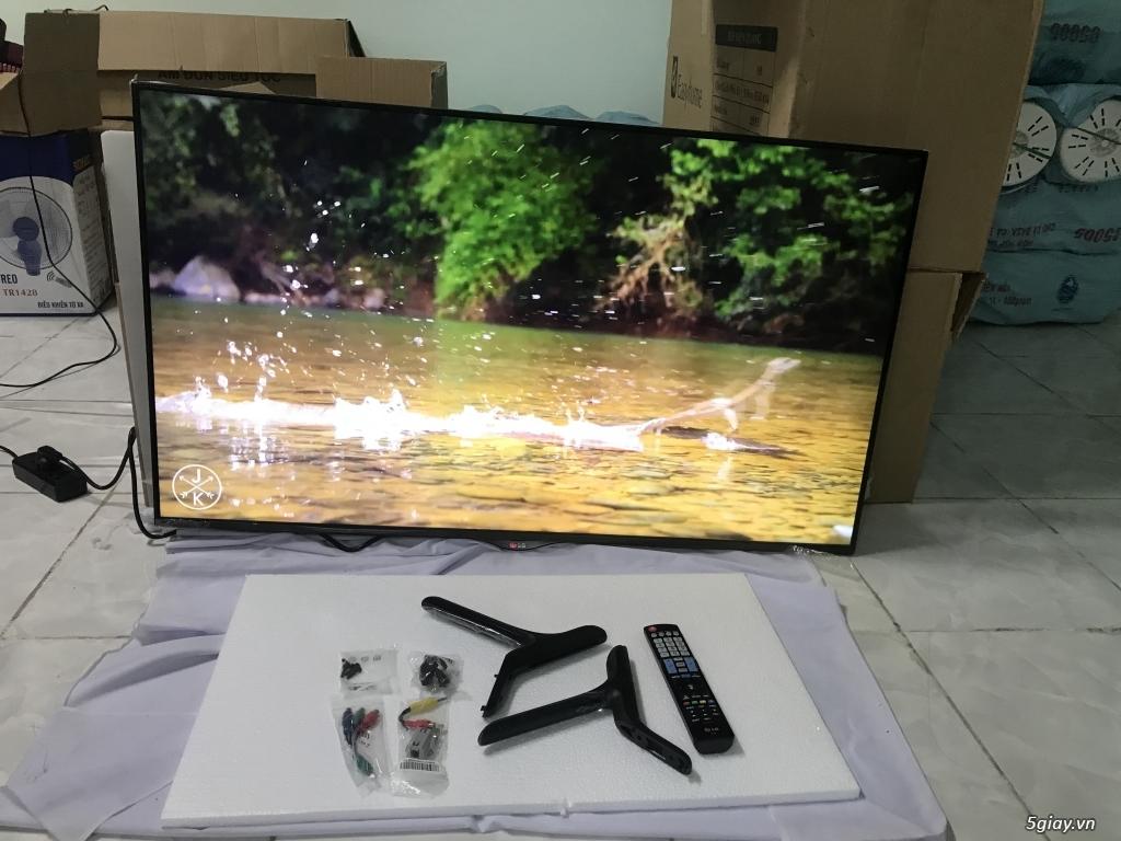 thanh lý tồn kho Smart Tivi LG 49 inch 49UB700T