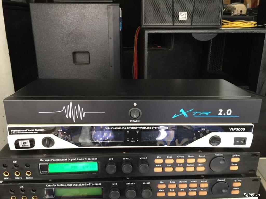 Chống hú Micro Xtr 2.0 cho giàn âm Thanh không còn hú hí - 34