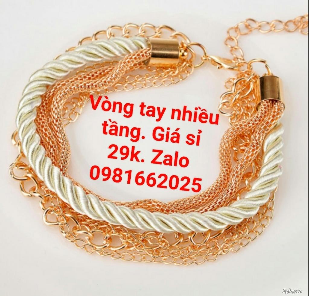 Chuyên sỉ Trang sức dự tiệc, trang sức Dự tiệc giá sỉ, zalo 0981662025 - 62