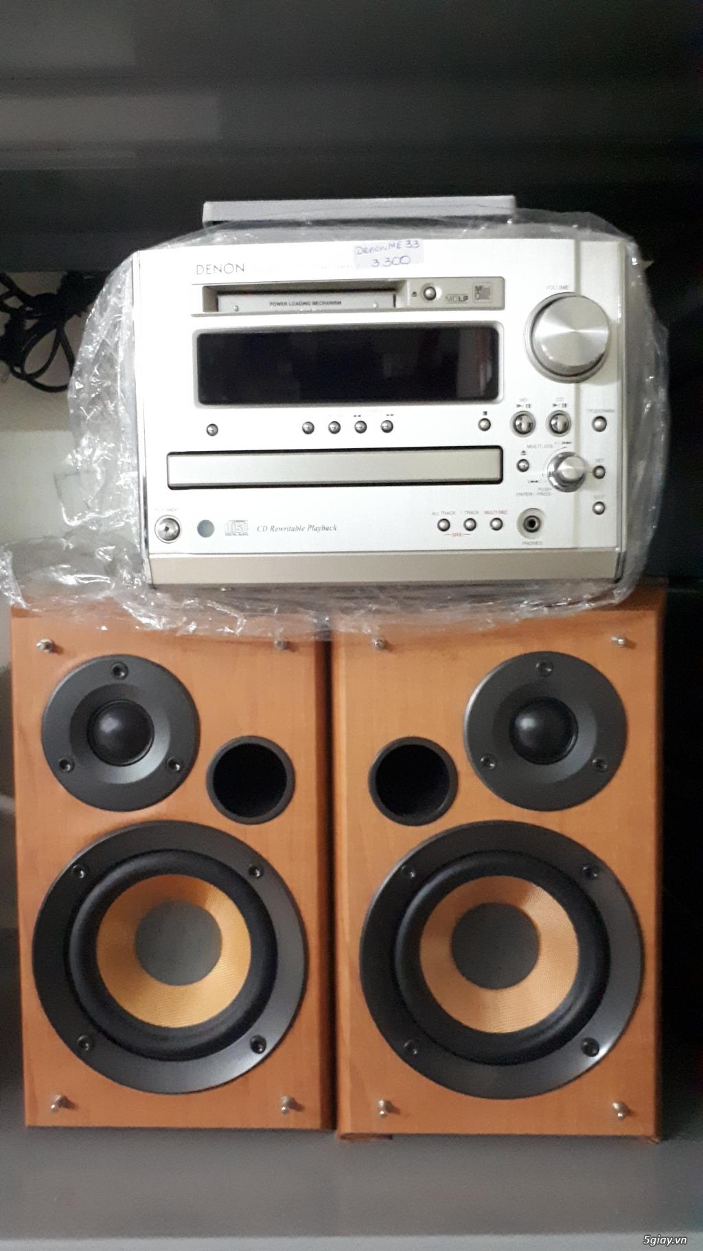 HCM -ĐồngMai Audio Chuyên dàn âm thanh nội địa Nhật hàng bãi - 14