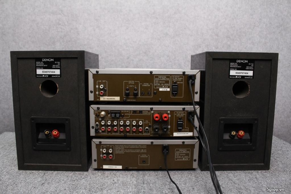 Máy nghe nhạc MINI Nhật đủ các hiệu: Denon, Onkyo, Pioneer, Sony, Sansui, Kenwood - 1