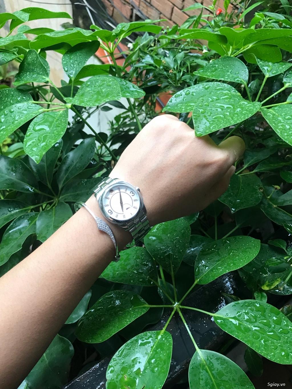 Đồng hồ nữ xách tay chính hãng Seiko,Bulova,Hamilton,MontBlanc,MK,.. - 24