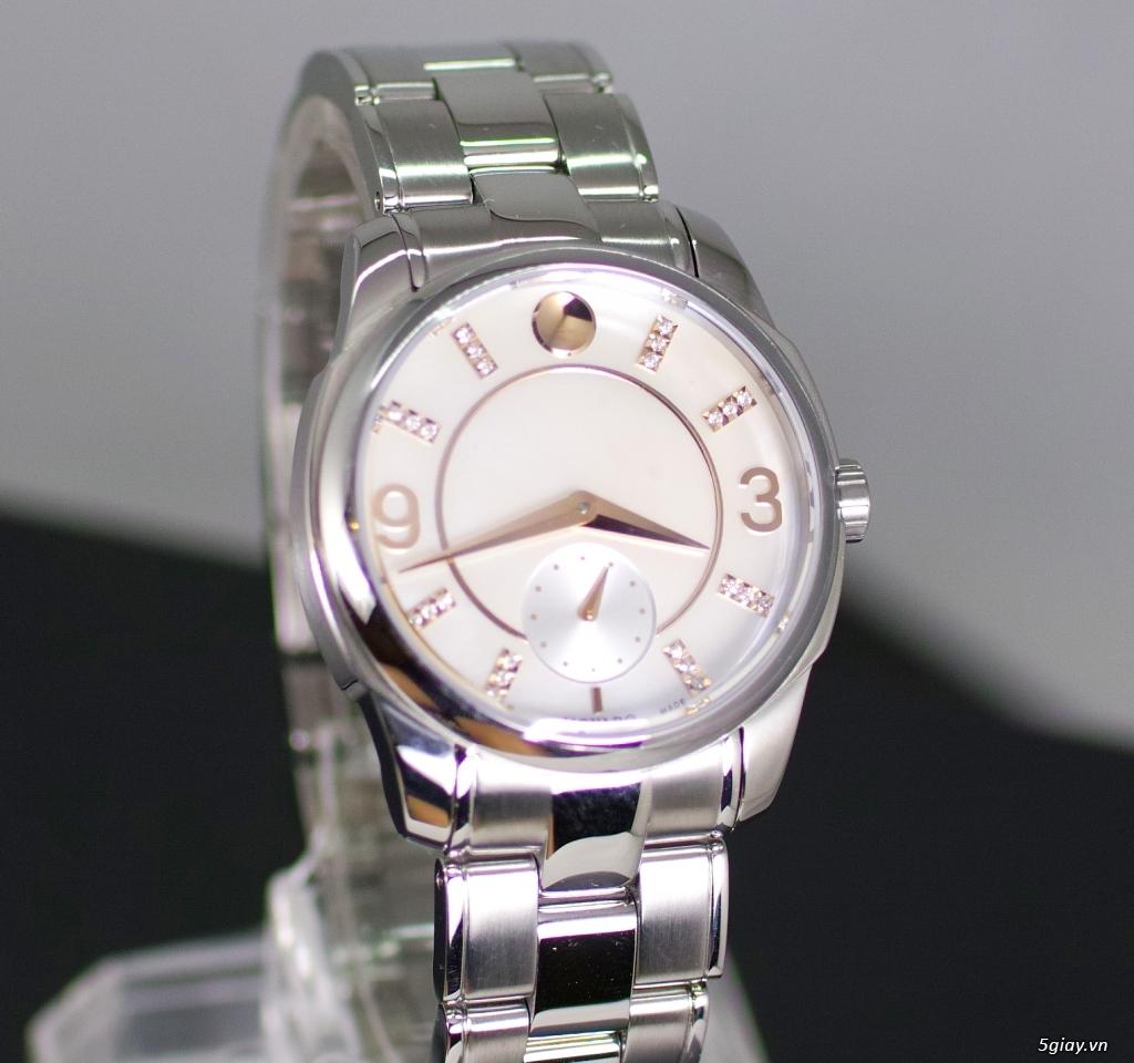 Đồng hồ nữ xách tay chính hãng Seiko,Bulova,Hamilton,MontBlanc,MK,.. - 25