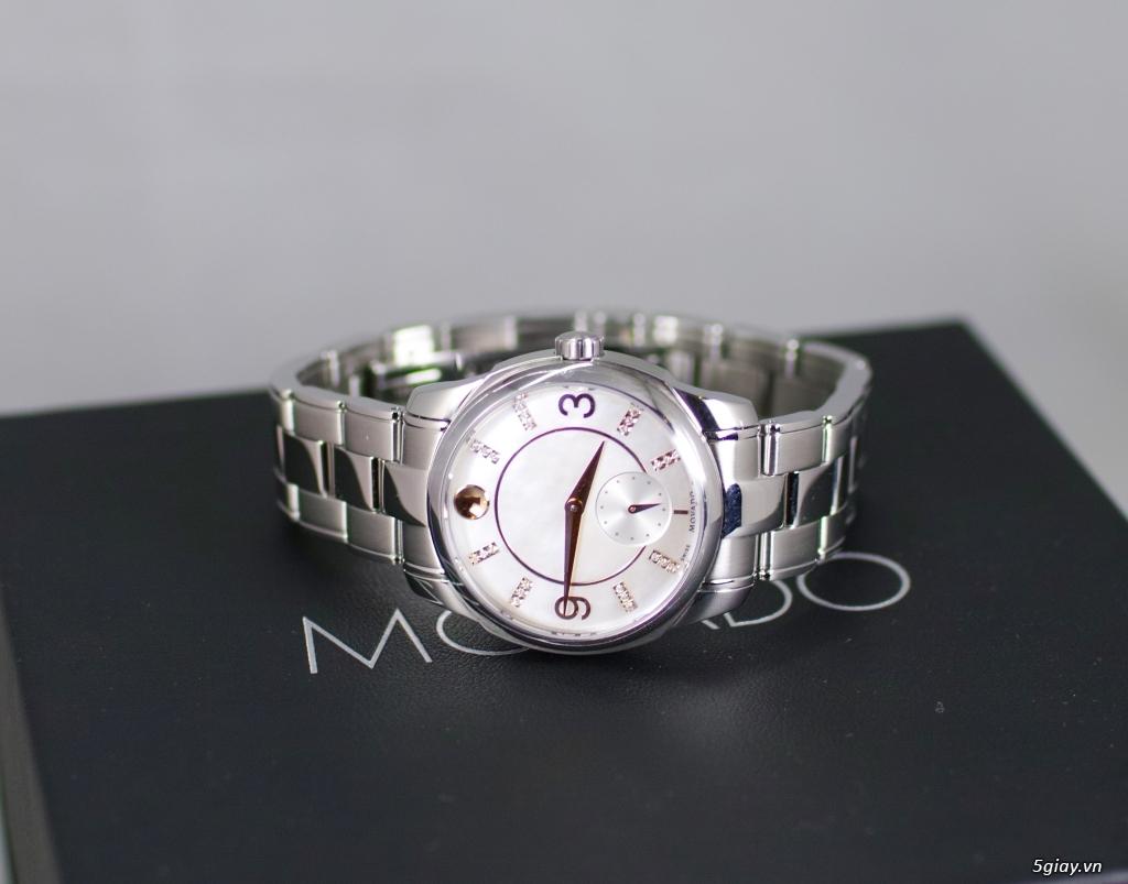Đồng hồ nữ xách tay chính hãng Seiko,Bulova,Hamilton,MontBlanc,MK,.. - 30