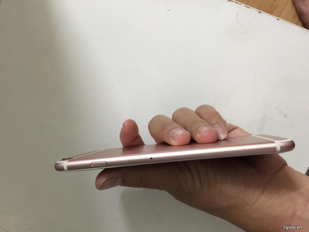 Bán Iphone 6s plus 64Gb quốc tế Rose Gold, giá rẻ - 4