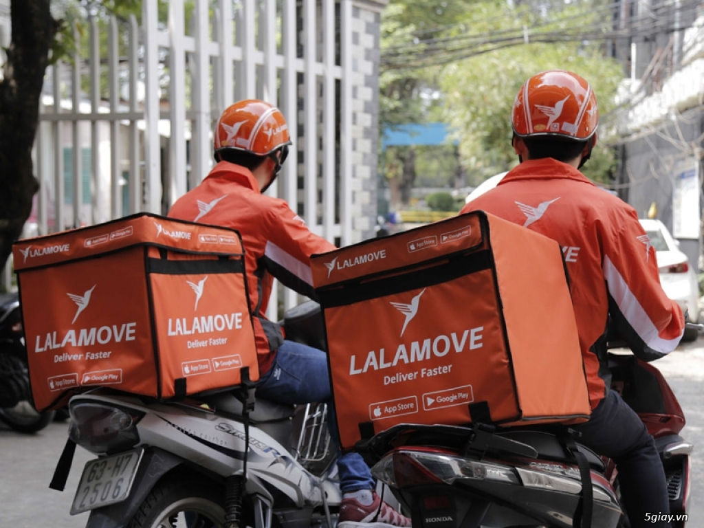 Lalamove, ứng dụng giao hàng nhanh ra mắt thị trường Việt Nam - 209949