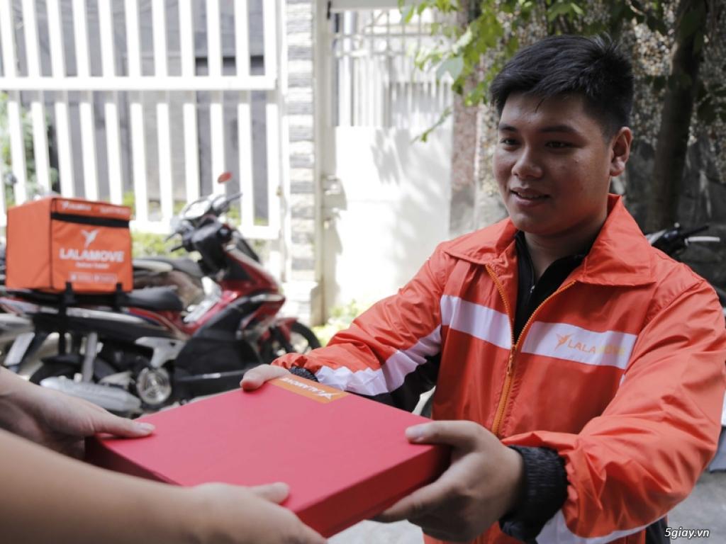 Lalamove, ứng dụng giao hàng nhanh ra mắt thị trường Việt Nam - 209950