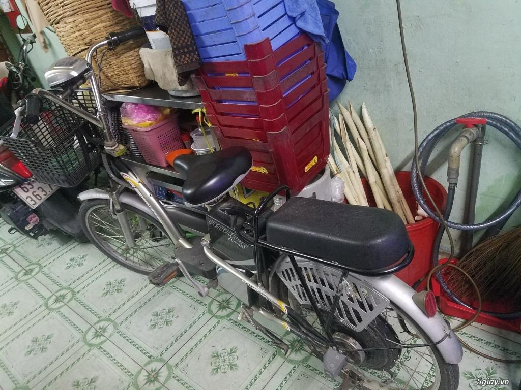 Xe đạp điện Asama, nữ đi, ít xài cần bán