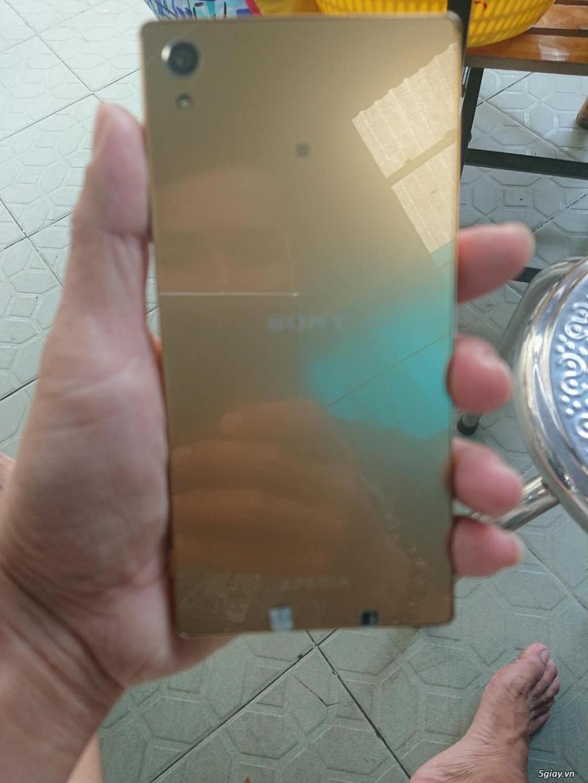 Sony Experia Z5 Premium giá tốt bao test - màu vàng
