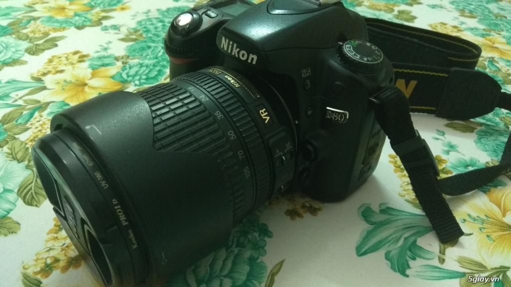 Nikon  D80 KIT 18-105 - 1