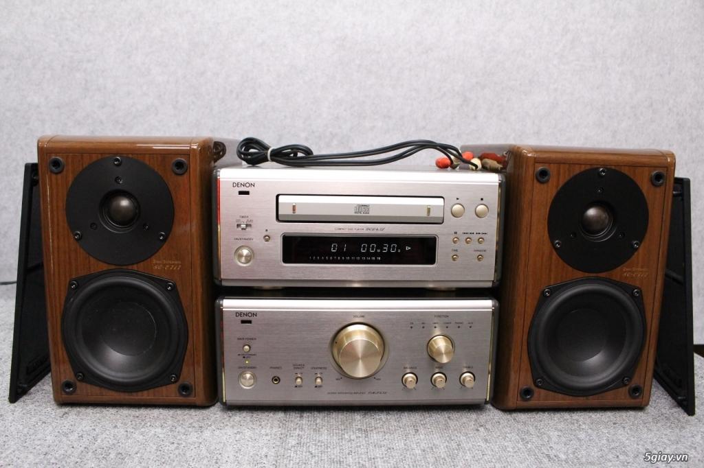 Máy nghe nhạc MINI Nhật đủ các hiệu: Denon, Onkyo, Pioneer, Sony, Sansui, Kenwood - 7