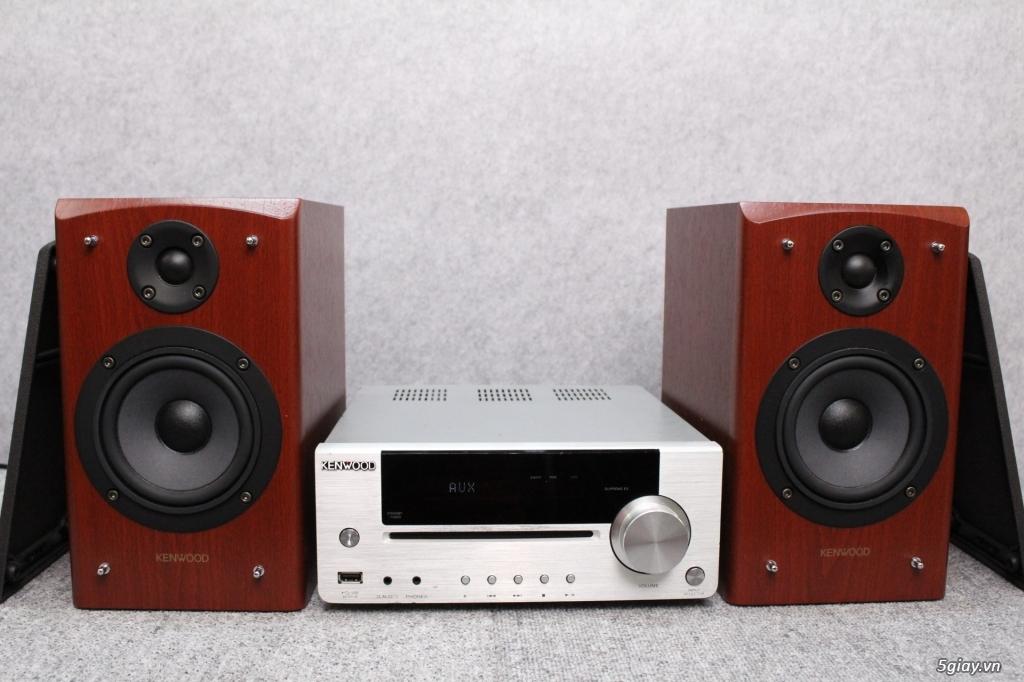Máy nghe nhạc MINI Nhật đủ các hiệu: Denon, Onkyo, Pioneer, Sony, Sansui, Kenwood - 24