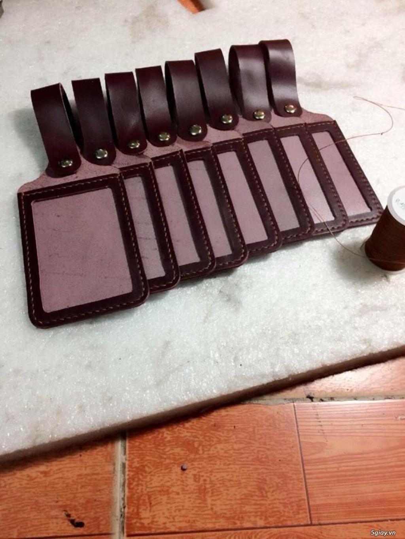 Chuyên sản xuất túi ví dây lưng, bao da...theo đơn đặt hàng tại Hà Nội