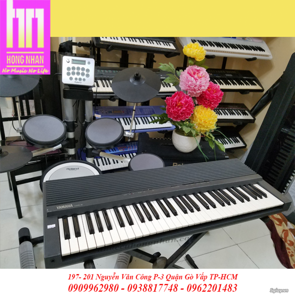 Bán đàn piano điện hàng NHẬT BẢN- Like new(bảo hành 2 năm tận nhà) - 1