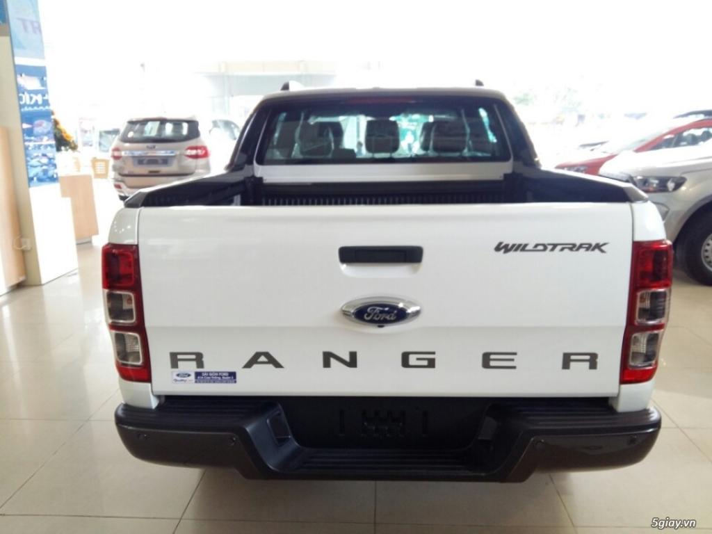 Ranger Wildtrak 3.2 Navigator 2017 905tr (Tặng Canopy thấp ,Film)