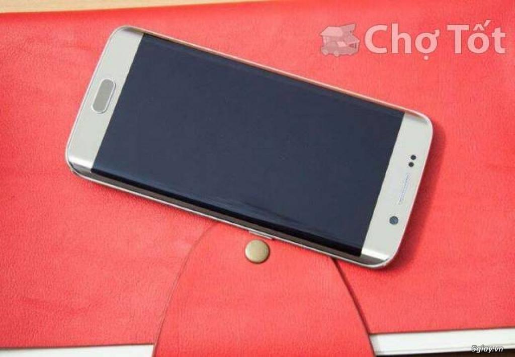 Mình cần bán điện thoại Samsung Galaxy S6 EDGE màu gold