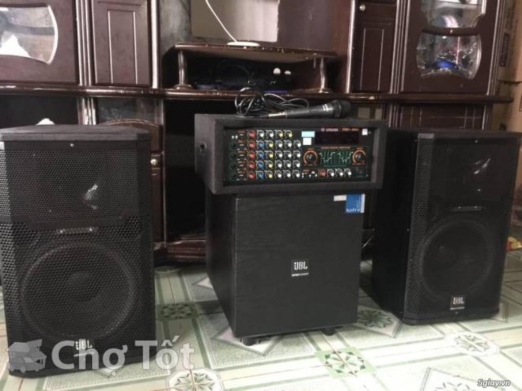 Dàn karaoke nhạc sống 3 tấc JBL MỚI 98%