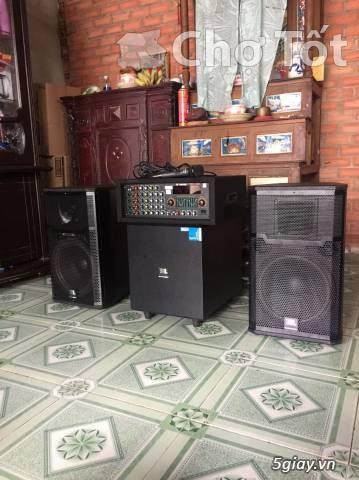 Dàn karaoke nhạc sống 3 tấc JBL MỚI 98% - 1