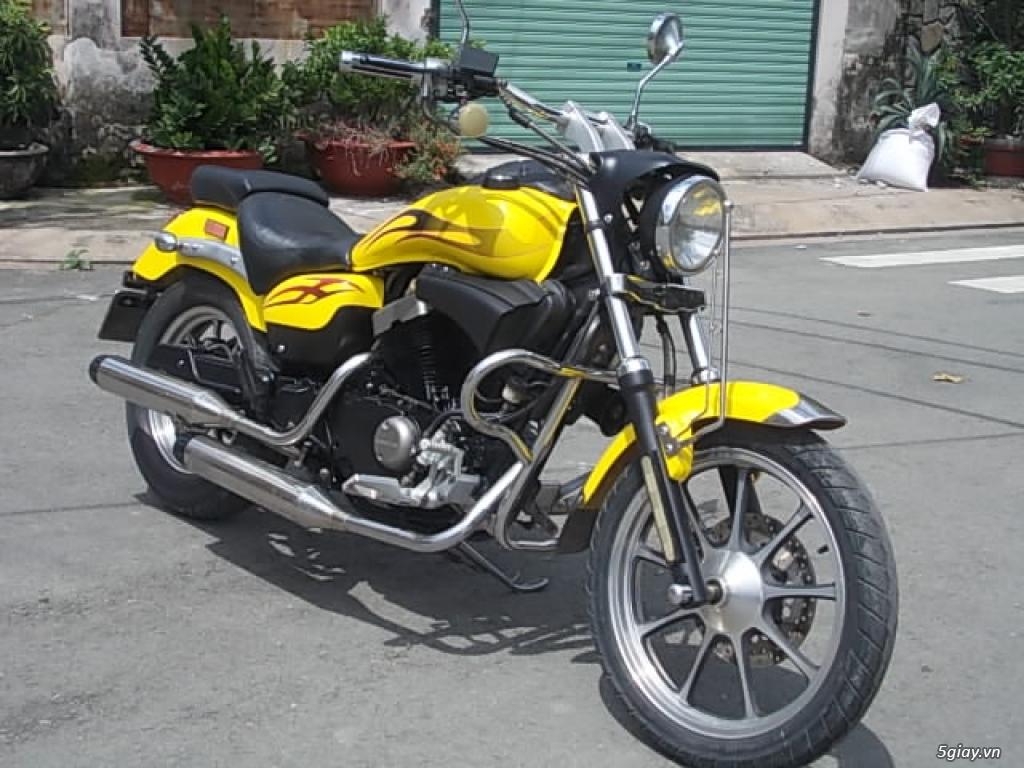 Moto Super Harley 170cc.2 máy V , BSTP ,476.47