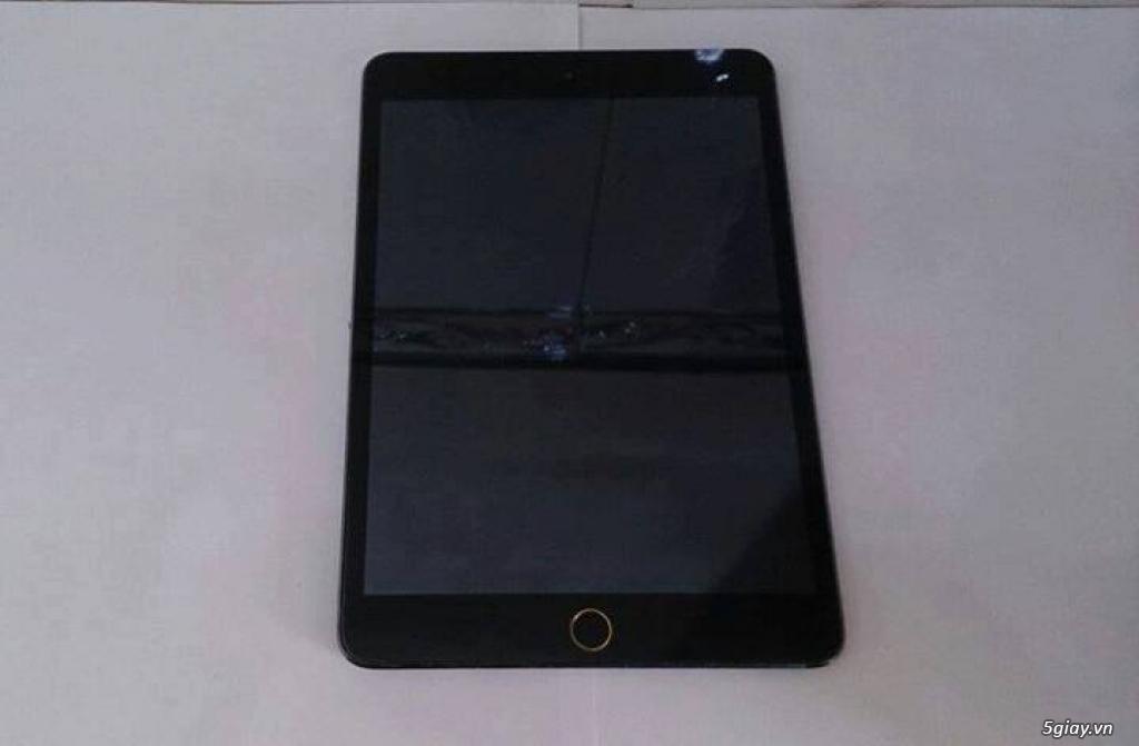 IPAD MINI 2 16GB bản 4G - wifi đen